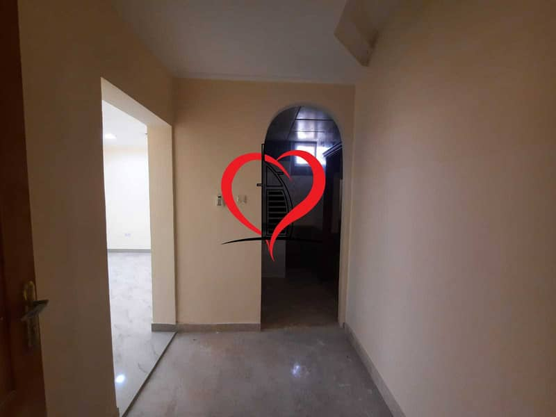 2 STUDIO WITH SEPARATE KITCHEN AND BATHROOM LOCATED AT AL NAHYAN.