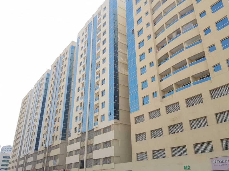 شقة في أبراج اللوز جاردن سيتي 1 غرف 13000 درهم - 5391917