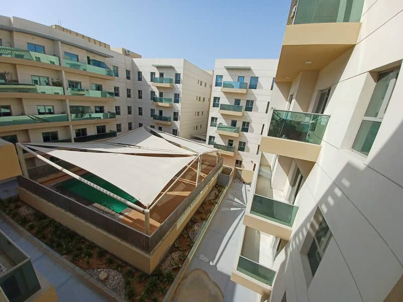 1 Month Free - Brand New 1BR with Gym & Pool - Free parking - 28k Rent
