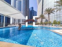 شقة في جزيرة الريم 1 غرف 50000 درهم - 5391982