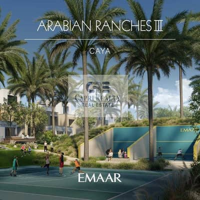 4 Bedroom Villa for Sale in Arabian Ranches 3, Dubai - NEW-Single Row  Independent villa- PAYMENT PLAN