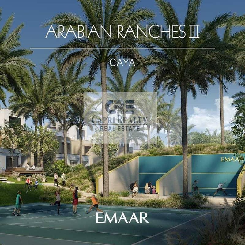 NEW-Single Row| Independent villa- PAYMENT PLAN