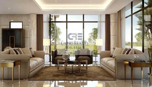 تاون هاوس 4 غرف نوم للبيع في داماك هيلز (أكويا من داماك)، دبي - ON Golf course view  4 yrs payment plan  20mins MOE