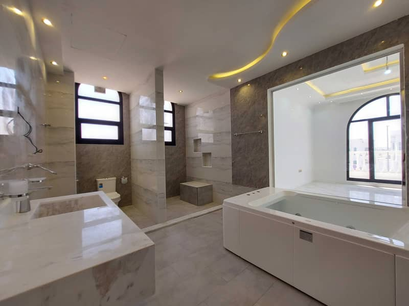 Decorative 5 Bedrooms Villa in AL Shamkha South