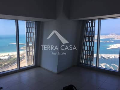 Full Sea View 2 BR in Cayan Tower