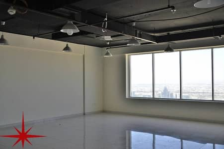 Office for Rent in Dubai Silicon Oasis, Dubai - Semi-Fitted Office in Silicon With Easy Access to E311