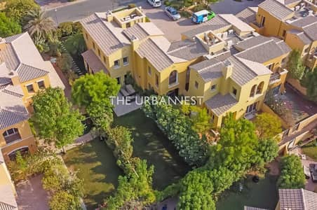 فیلا 3 غرف نوم للبيع في المرابع العربية، دبي - New and EXCLUSIVE Large Plot I Near Pool and Park