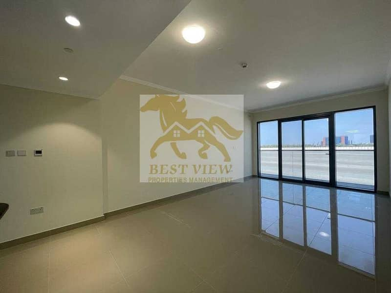 Brand new Building Spacious 2 Masters Bedrooms with Maids Room.