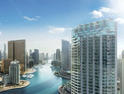 Excellent 2BR is Available for sale in Dubai Marina with 20% discount on Royal Dining Club  and Many More