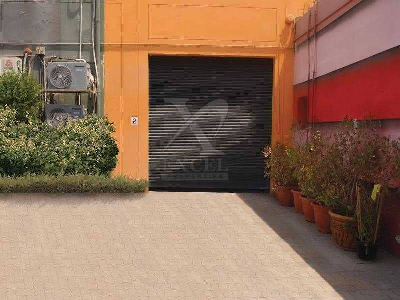 10 Semi-Fitted Warehouse | Huge Parking Space | Easy Access to SZR