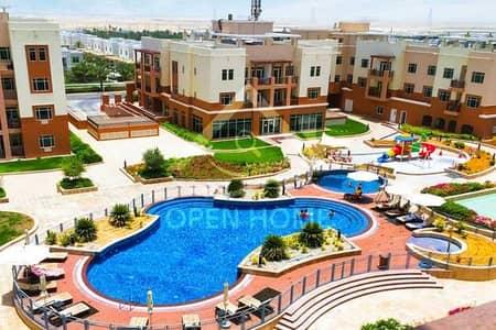 شقة 1 غرفة نوم للبيع في الغدیر، أبوظبي - Pool and Garden View I Ready to Move in I Perfect Location