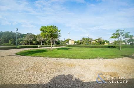 Plot for Sale in Jumeirah Golf Estates, Dubai - Plot for Sale   Single Row   Over 8