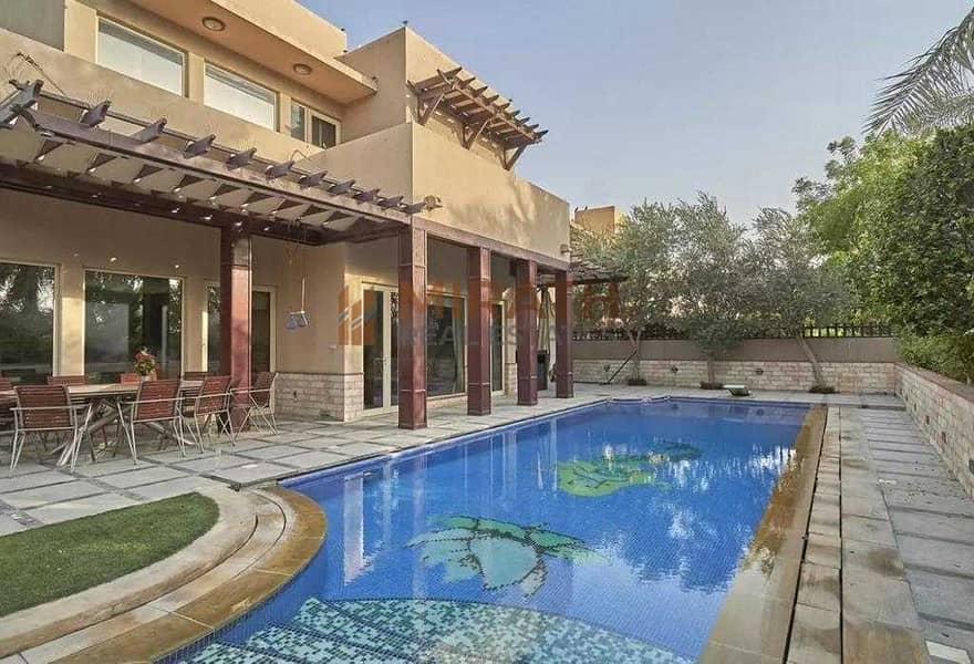 فیلا في صهيل 1 صهيل المرابع العربية 3 غرف 4600000 درهم - 5392314