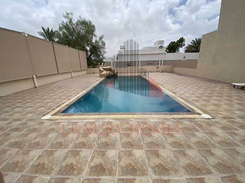 2 Pool View Gated Security with Private Backyard