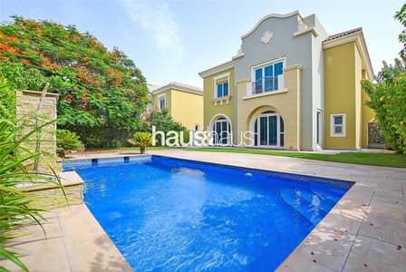 5 Bedroom Villa for Sale in Dubai Sports City, Dubai - Exclusive   Corner unit   Private pool
