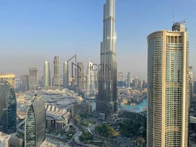 شقة 4 غرف نوم للايجار في وسط مدينة دبي، دبي - LUXURIOUS 4BR PENTHOUSE NEAR TO BURJ KHALIFA | STUNNING BURJ VIEWS