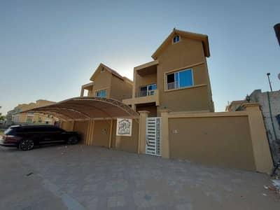 5 Bedroom Villa for Sale in Al Mowaihat, Ajman - Villa for sale in Arabic, personal finishing