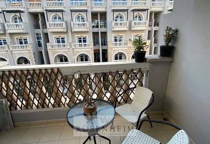 شقة في شقق الخريف سيزونز كوميونيتي قرية جميرا الدائرية 1 غرف 370000 درهم - 5313537