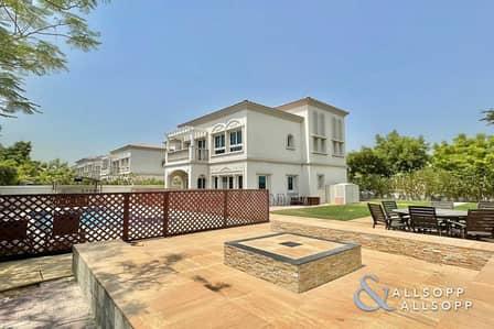 فیلا 2 غرفة نوم للبيع في مثلث قرية الجميرا (JVT)، دبي - 2 Beds | Large Corner Plot | District 8