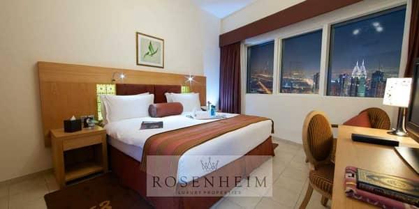 2 Bedroom Flat for Rent in Dubai Marina, Dubai - Furnished | All Bills Included | Hotel Facilities