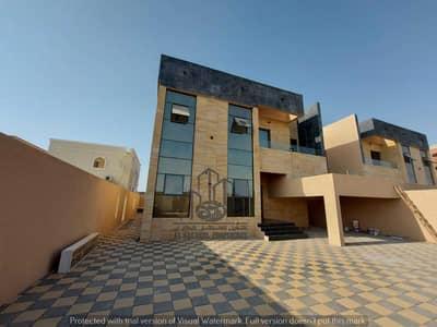 5 Bedroom Villa for Sale in Al Mowaihat, Ajman - Villa for sale, European design, personal finishing