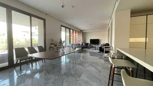 5 Bedroom Villa for Rent in Saadiyat Island, Abu Dhabi - Sea View Modern Design  Prestigious 5 Bed Villa