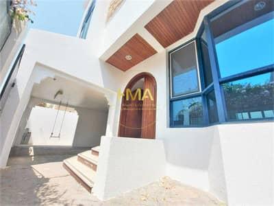 4 Bedroom Villa for Rent in Al Karamah, Abu Dhabi - separated villa- inside barking for1 car- AL Karama