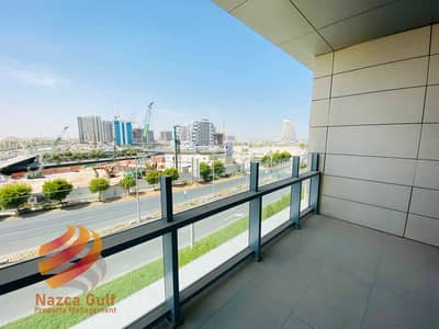 2 Bedroom Apartment for Rent in Al Raha Beach, Abu Dhabi - Sea View Gorgeous Apartment with Big Balcony