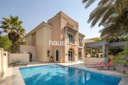 فیلا 5 غرف نوم للبيع في مدينة دبي الرياضية، دبي - Fully Upgraded with a Private Pool | Type C1