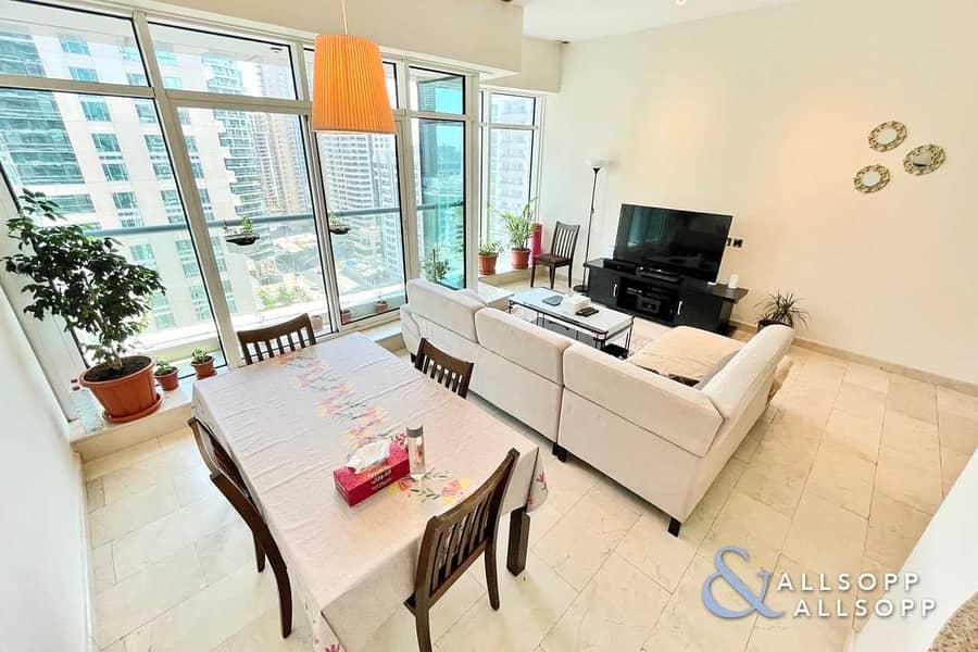 2 Two Bedrooms Plus Study | Marina Views
