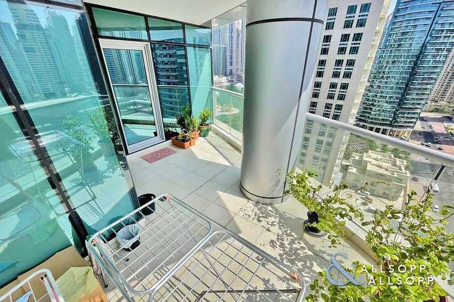 14 Two Bedrooms Plus Study | Marina Views