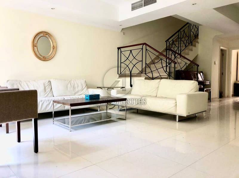 2 Fully Furnished Villa 3 BR in Diamond Views at JVC