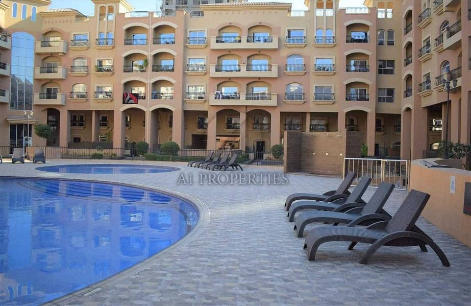 17 Fully Furnished Villa 3 BR in Diamond Views at JVC