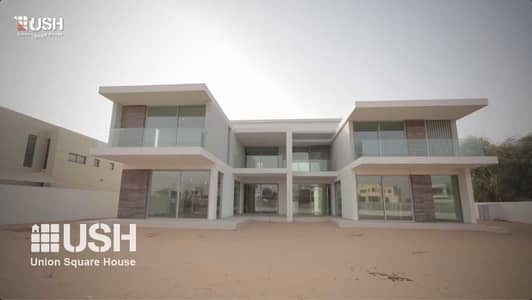 7 Bedroom Villa for Rent in Dubai Hills Estate, Dubai - Full Golf Course view | Biggest plot |7BR+Maid