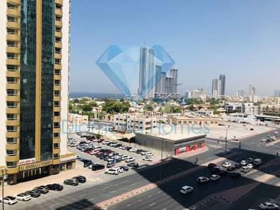 1 Bedroom Apartment for Rent in Al Sawan, Ajman - One Bedroom Hall For Yearly Rent In Ajman One Towers