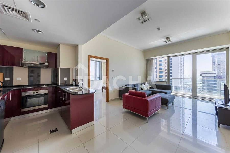 2 Fully Furnished 1Br / Ready to move in