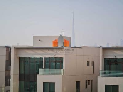 4 Bedroom Villa for Sale in Meydan City, Dubai - Burj View| Corner unit| Low price| Family living|Ready to move in