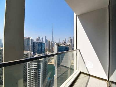 فلیٹ 1 غرفة نوم للايجار في الخليج التجاري، دبي - Brand New | Luxurious 1 Bed | High Floor