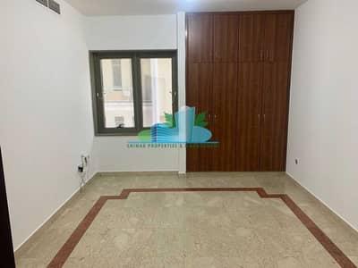 2 Bedroom Flat for Rent in Hamdan Street, Abu Dhabi - 2BHK with Maid-room|Small Balcony|4 payments|Heart of Hamdan
