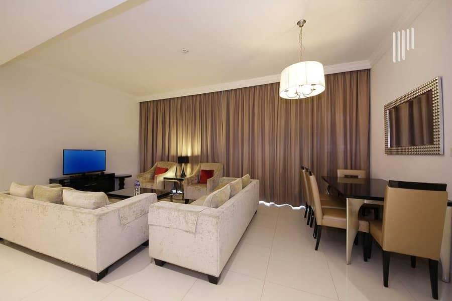 شقة في برج كابيتال باي B أبراج كابيتال باي الخليج التجاري 1 غرف 1110000 درهم - 5392832