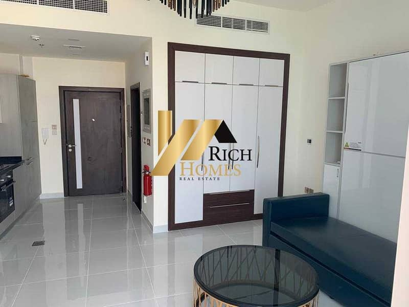 Furnished Studio available for rent in Arjan