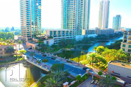 Vacant Large 2 Bed Apt. with Canal Views