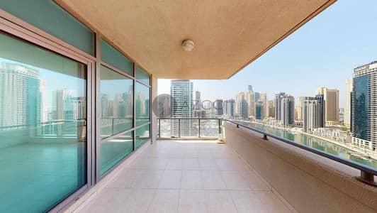 3 Bedroom Flat for Rent in Dubai Marina, Dubai - Spacious Layout | Ready To Move In | Marina View