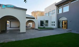 فیلا في البرشاء 5 غرف 12500000 درهم - 5392897