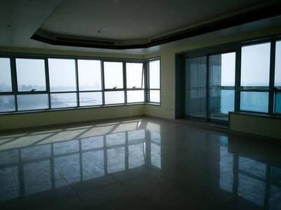 2 Bedroom Flat for Sale in Corniche Ajman, Ajman - SEC VIEW 2 BEDROOM HALL FOR SALE IN CORNICHE TOWER AJMAN