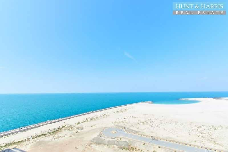 Tenanted | Sea View | Affordable Beach Luxury Living
