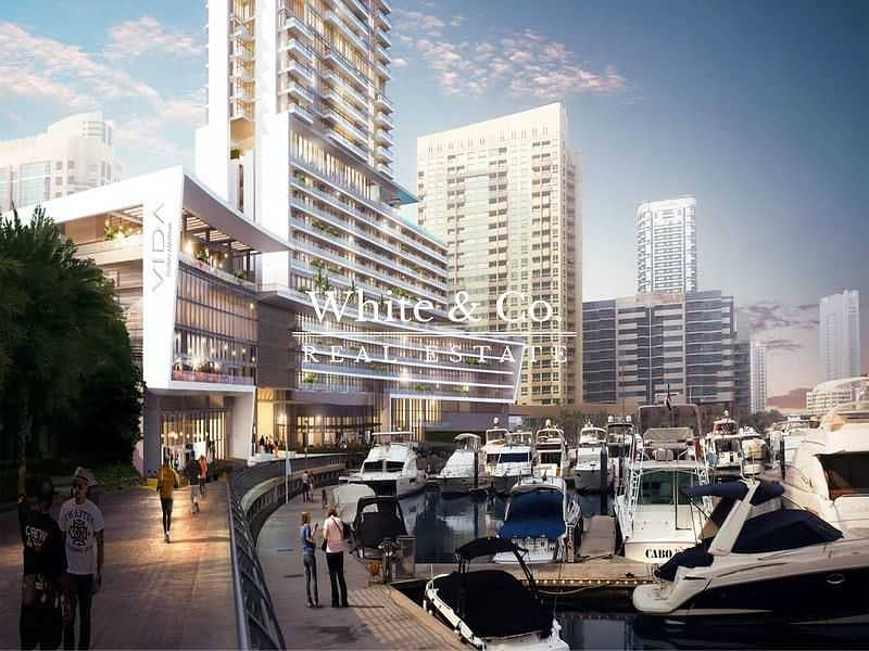 Full Marina View - 3 Bedroom - Multiple Options