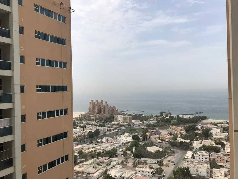 Distress Deal Two Bedroom Hall With Partial Sea View For Sale in Ajman One