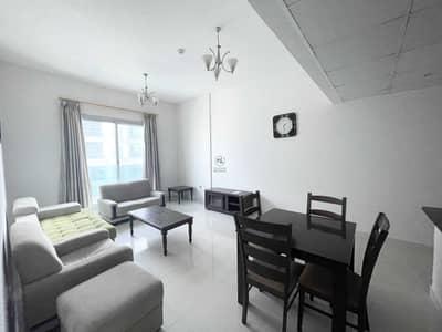 فلیٹ 1 غرفة نوم للايجار في مدينة دبي الرياضية، دبي - FULLY FURNISHED | 1 BED ROOM | BALCONY+PARKING | ELITE 3 BUILDING | SPORTS CITY
