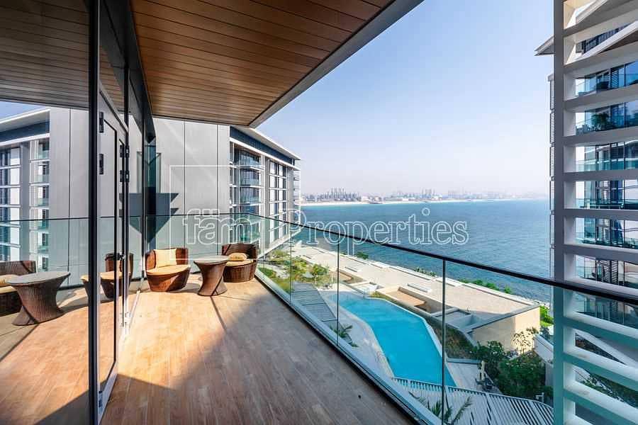 Full Sea View | Rare unit | Rented